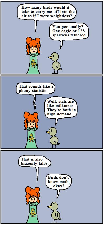 Bird Stats