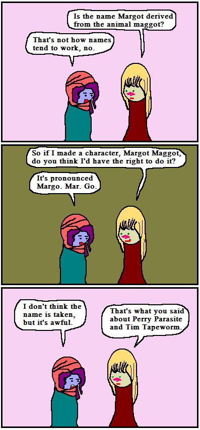 Margot Maggot