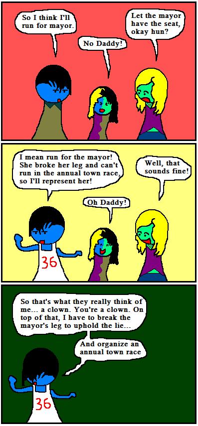 Run For Mayor